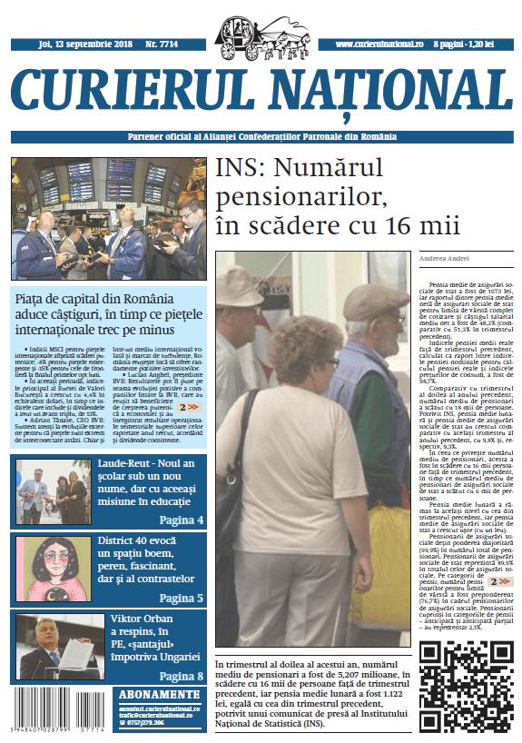 anunturi ziar curierul national 7714