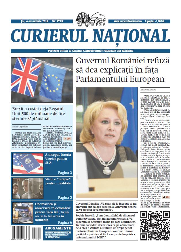 anunturi ziar curierul national 7729