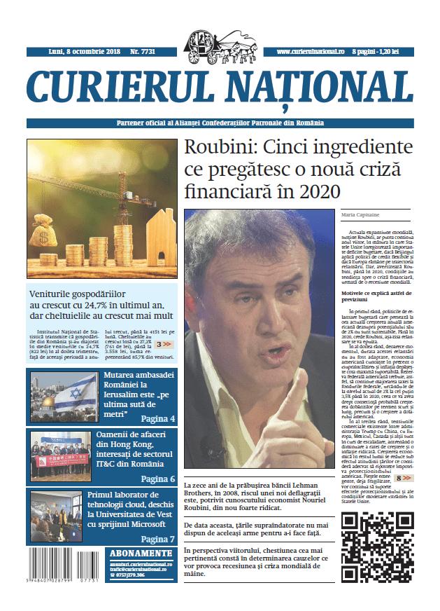 anunturi ziar curierul national 7731