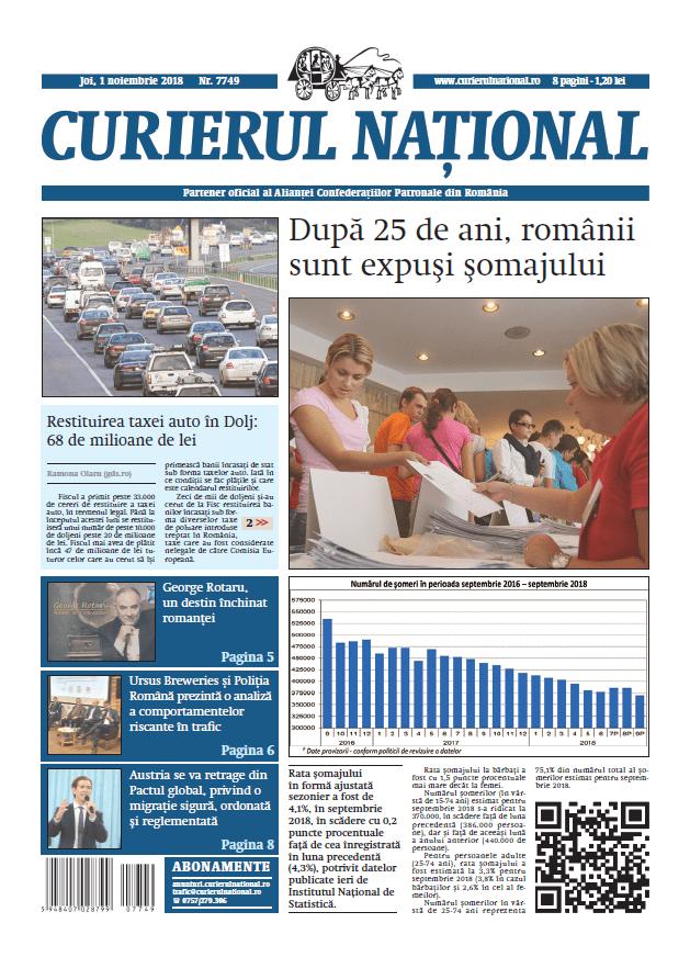 anunturi ziar curierul national 7749