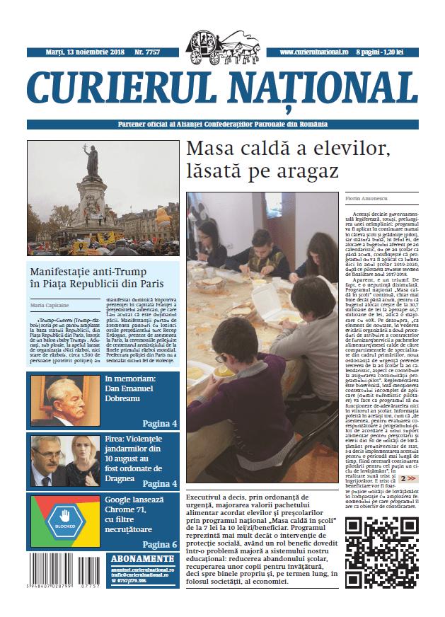 anunturi ziar curierul national 7757