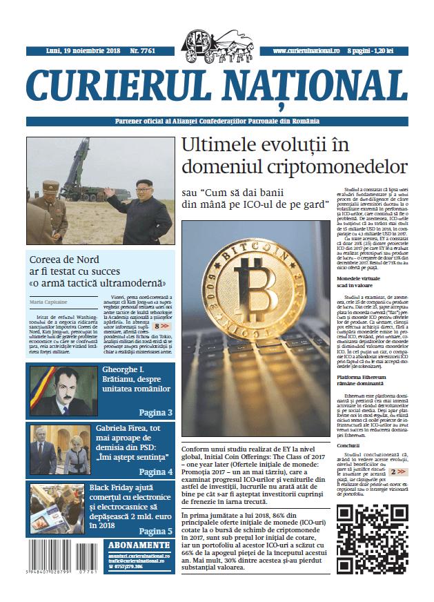 anunturi ziar curierul national 7761