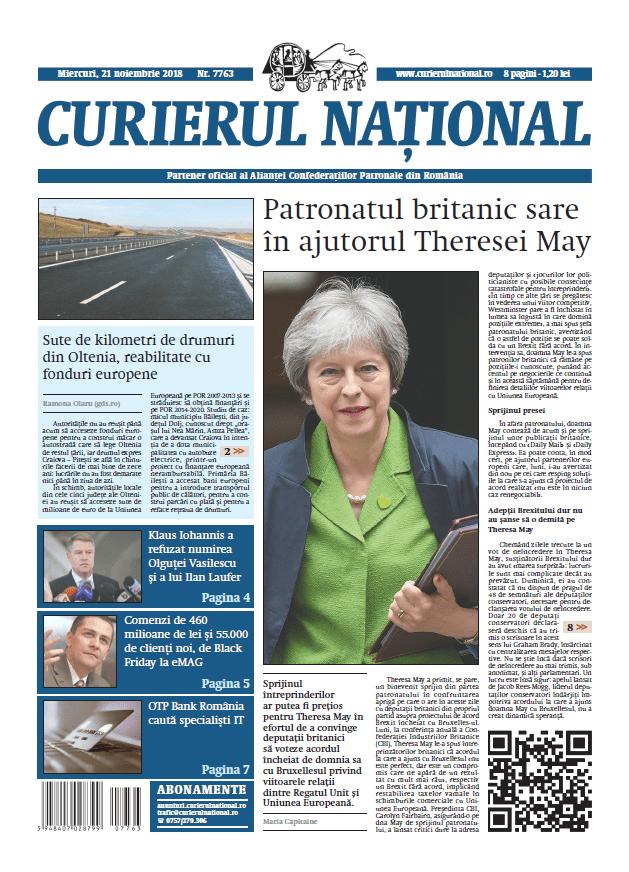 anunturi ziar curierul national 7763
