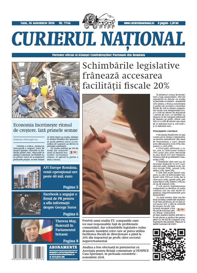 anunturi ziar curierul national 7766