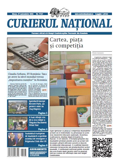 anunturi ziar curierul national 7767