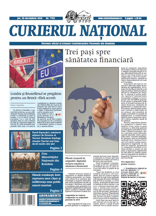 anunturi ziar curierul national 7782