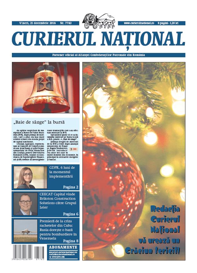 anunturi ziar curierul national 7783