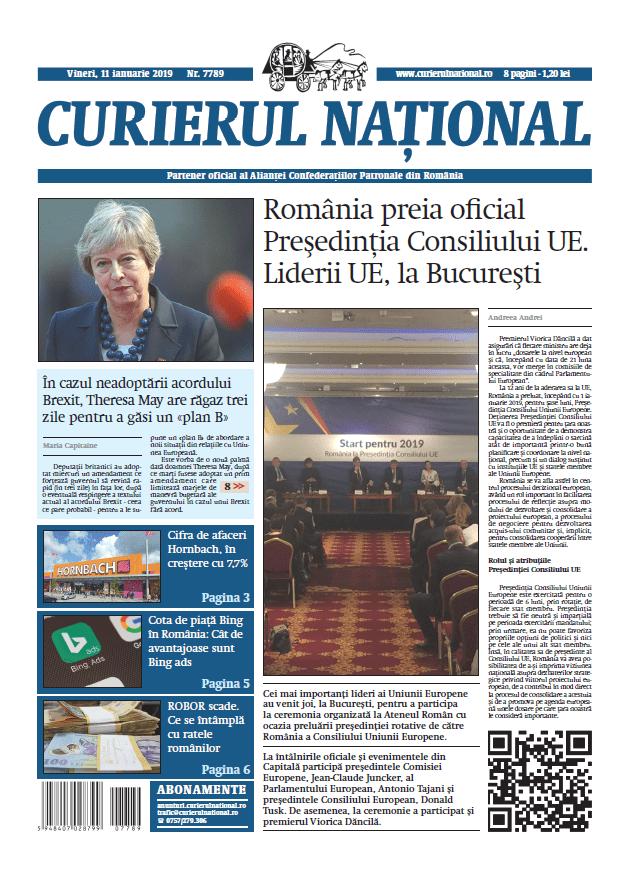 anunturi ziar curierul national 7789