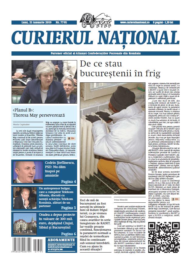 anunturi ziar curierul national 7795