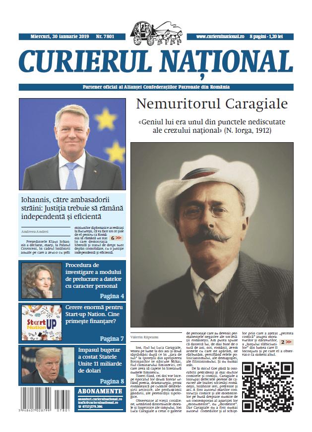 anunturi ziar curierul national 7801