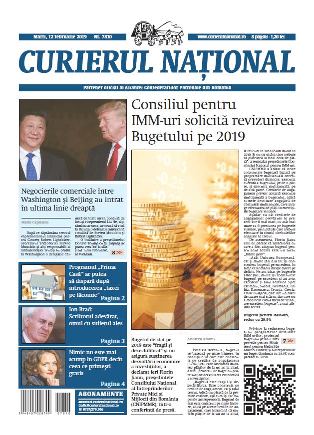 anunturi ziar curierul national 7810
