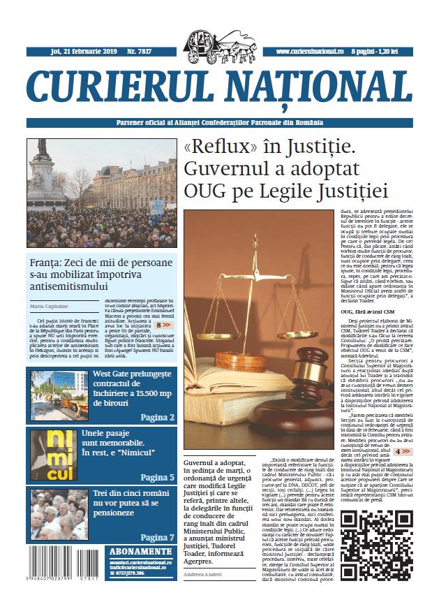 anunturi ziar curierul national 7817