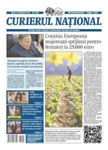 anunturi ziar curierul national 7820