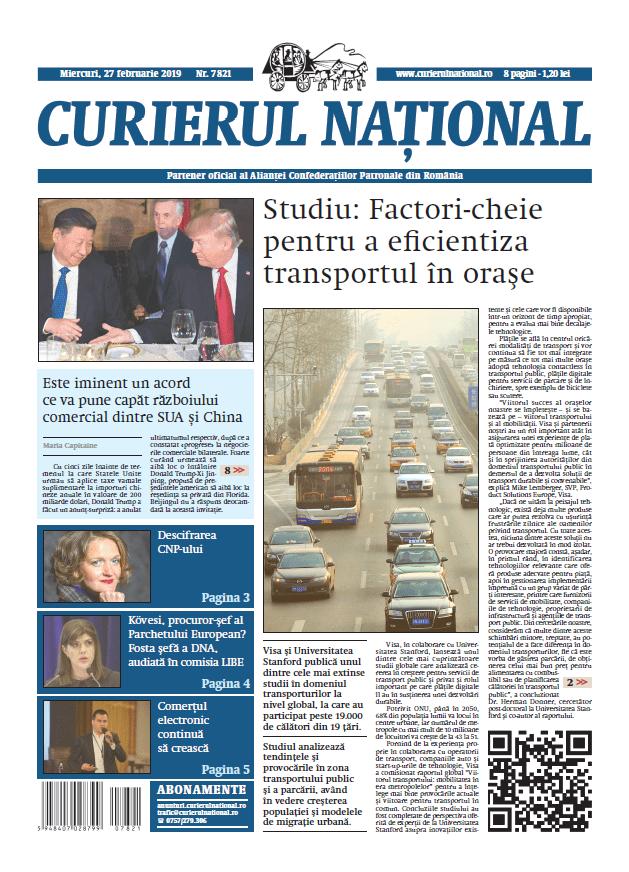 anunturi ziar curierul national 7821