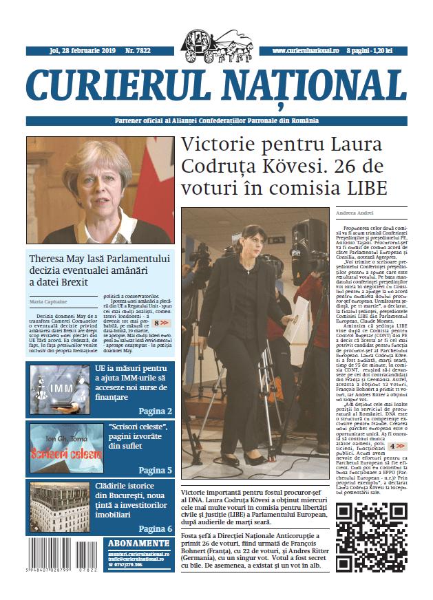 anunturi ziar curierul national 7822