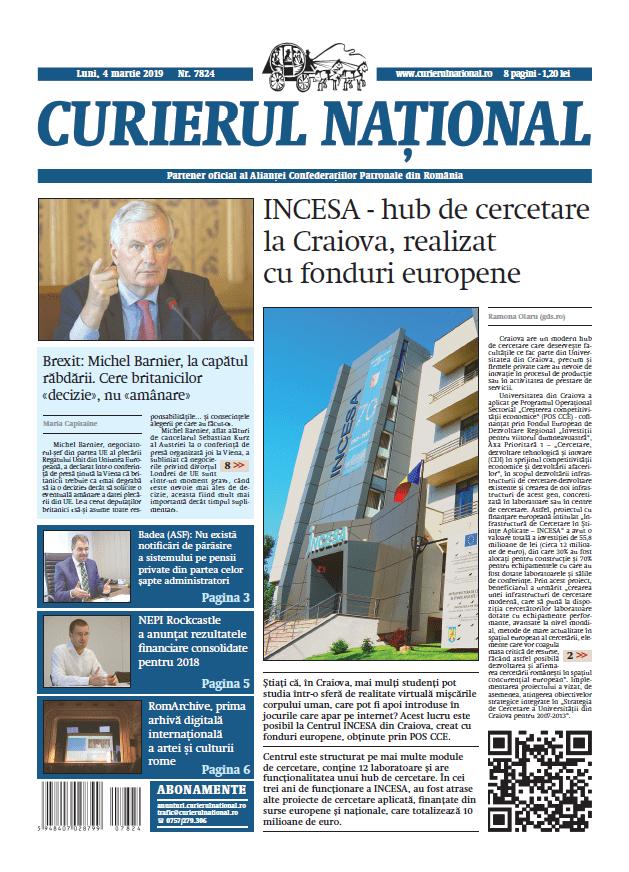 anunturi ziar curierul national 7824