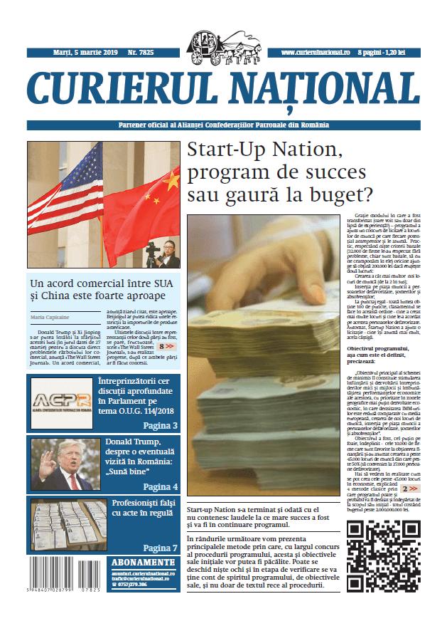 anunturi ziar curierul national 7825