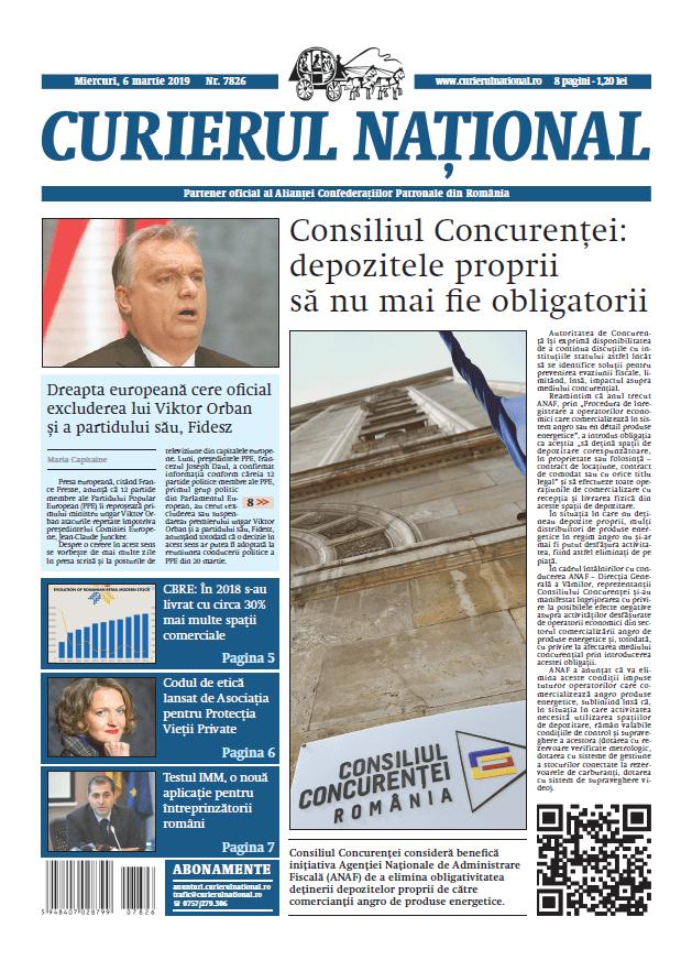 anunturi ziar curierul national 7826