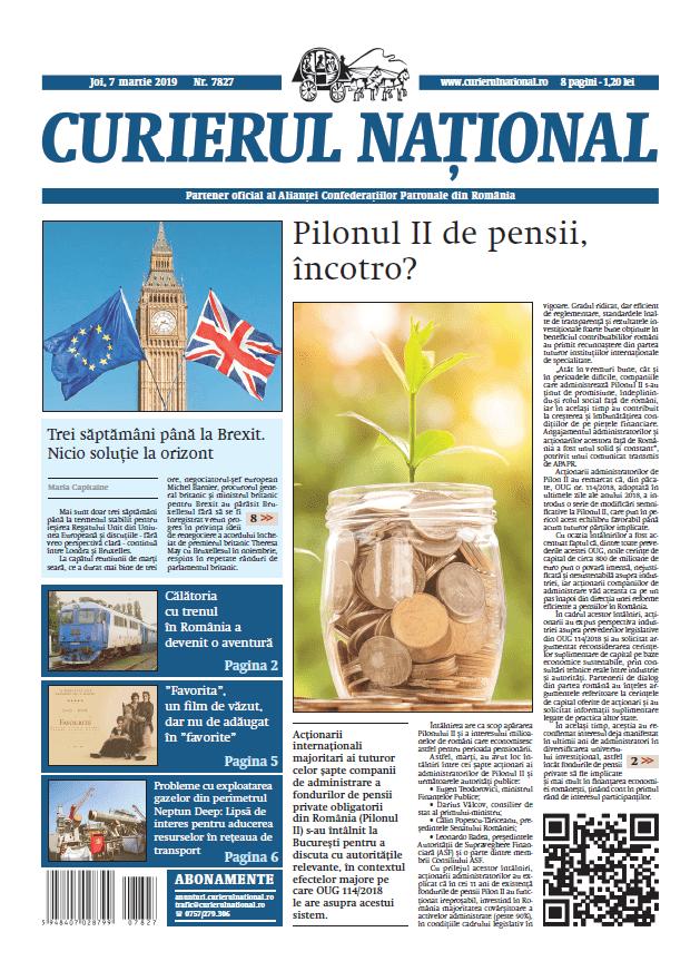 anunturi ziar curierul national 7827