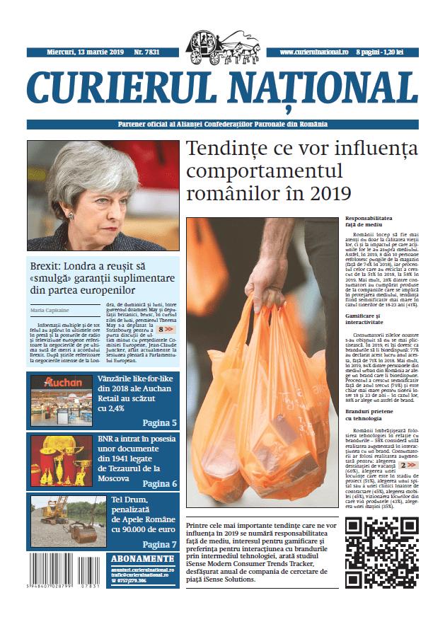 anunturi ziar curierul national 7831