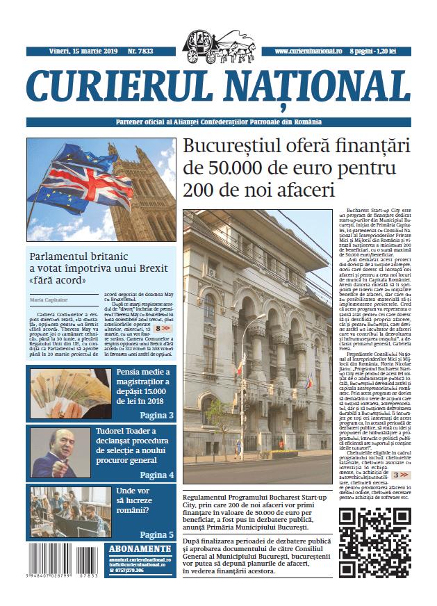 anunturi ziar curierul national 7833