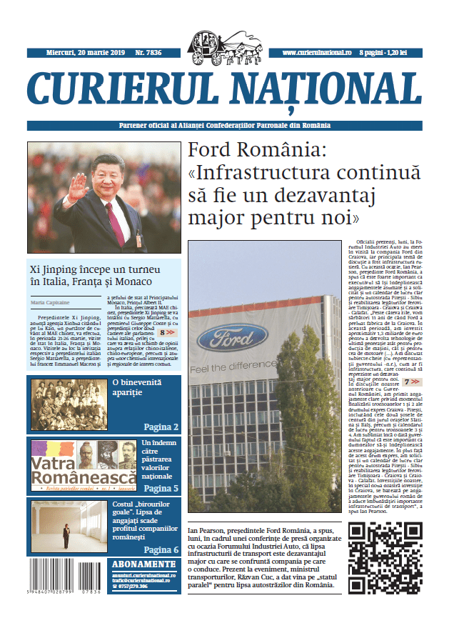 anunturi ziar curierul national 7836