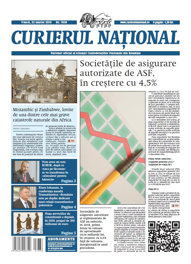 anunturi ziar curierul national 7838