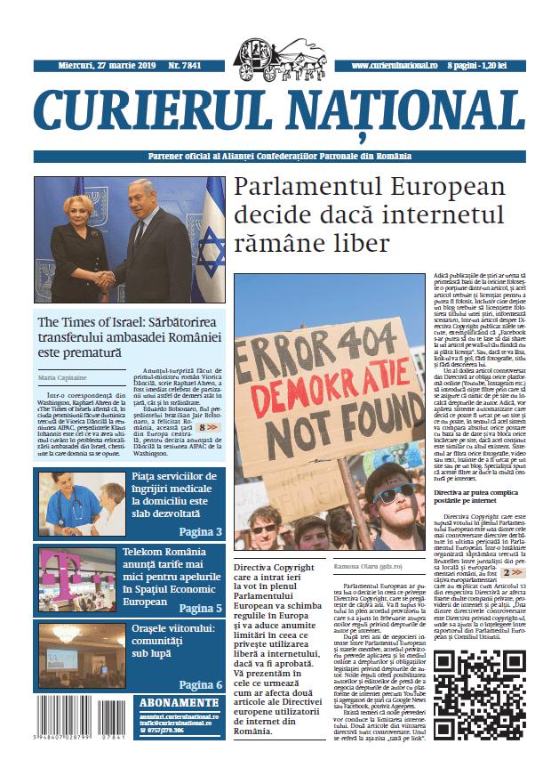 anunturi ziar curierul national 7841
