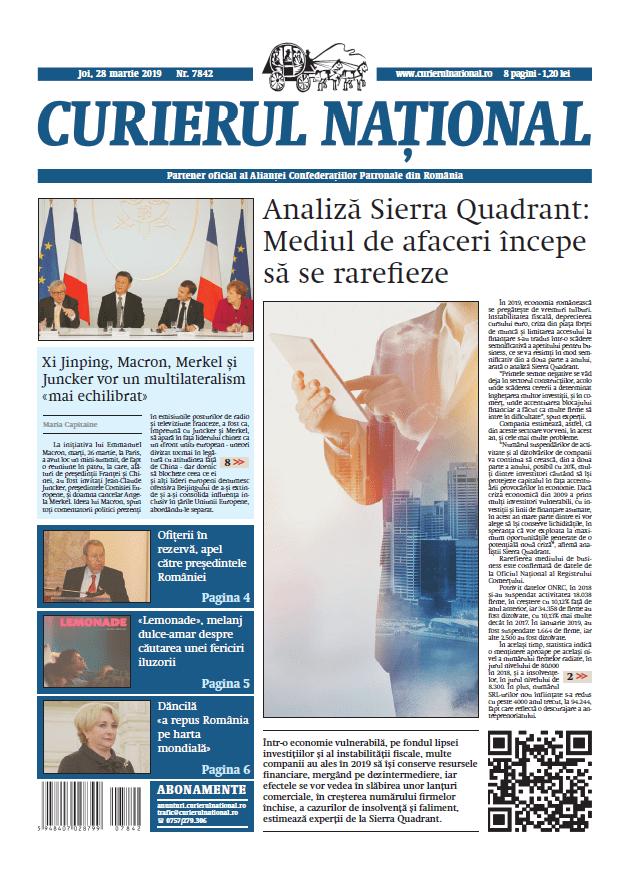 anunturi ziar curierul national 7842
