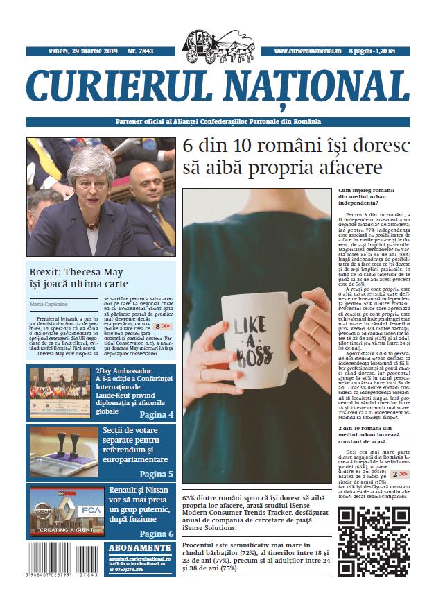 anunturi ziar curierul national 7843