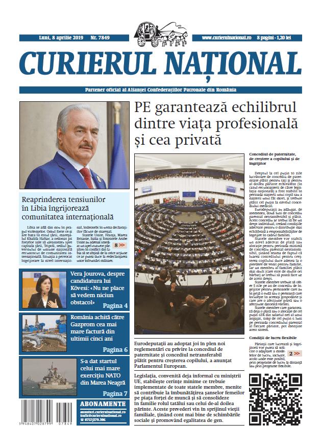 anunturi ziar curierul national 7849