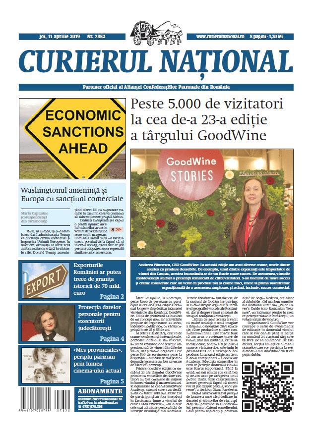 anunturi ziar curierul national 7852