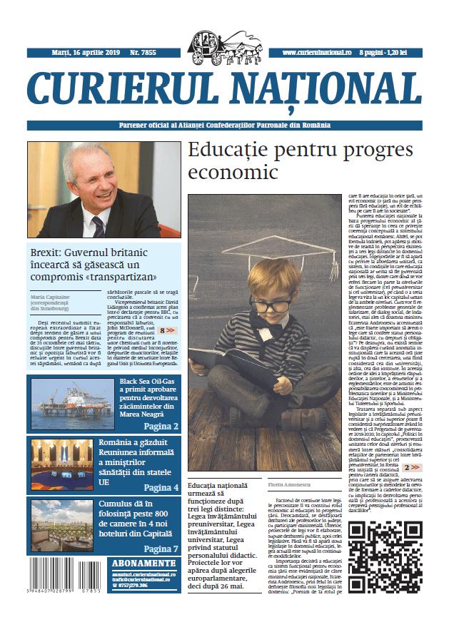 anunturi ziar curierul national 7855