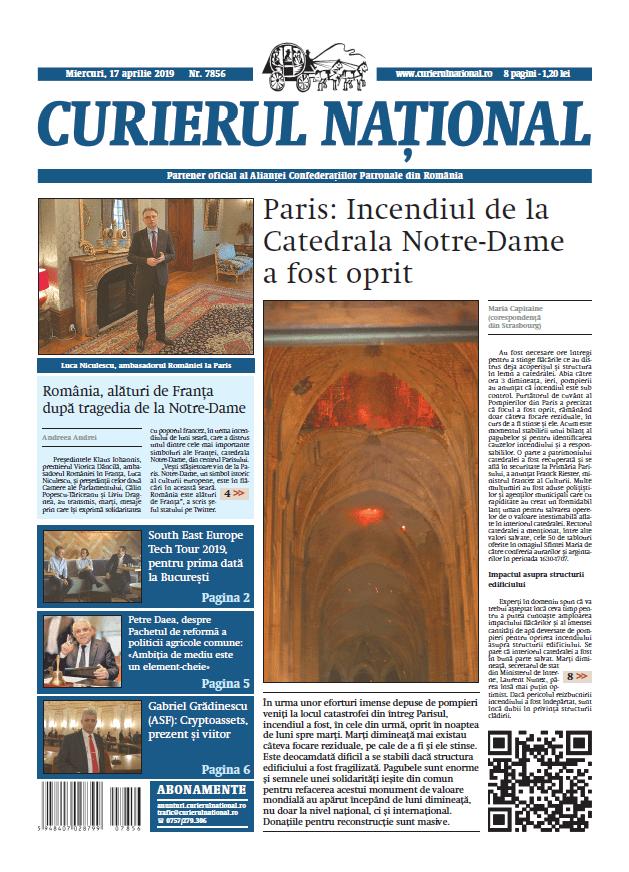 anunturi ziar curierul national 7856