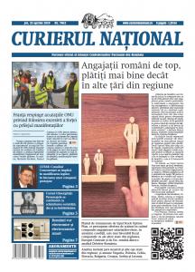 anunturi ziar curierul national 25 aprilie