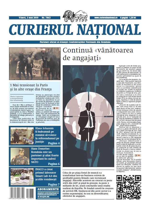 anunturi ziar curierul national 7863