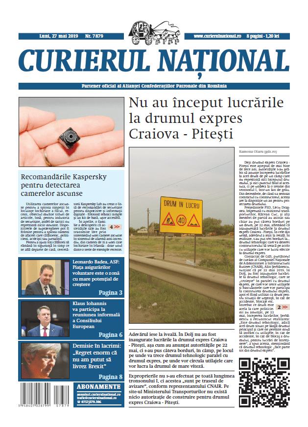 anunturi ziar curierul national 7879