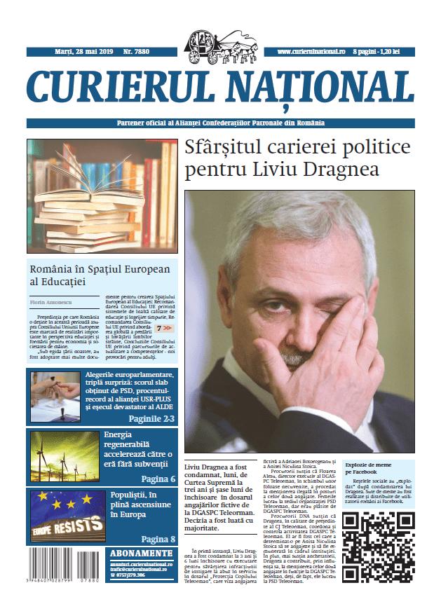 anunturi ziar curierul national 7880