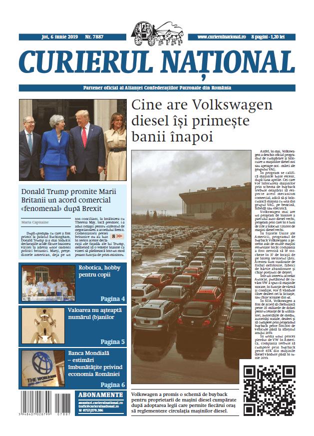 anunturi ziar curierul national 7887