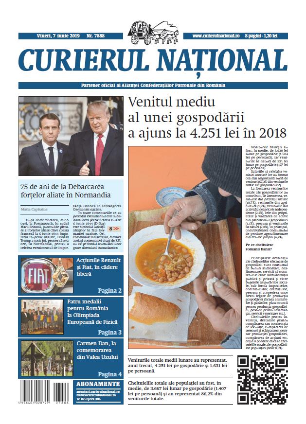 anunturi ziar curierul national 7888