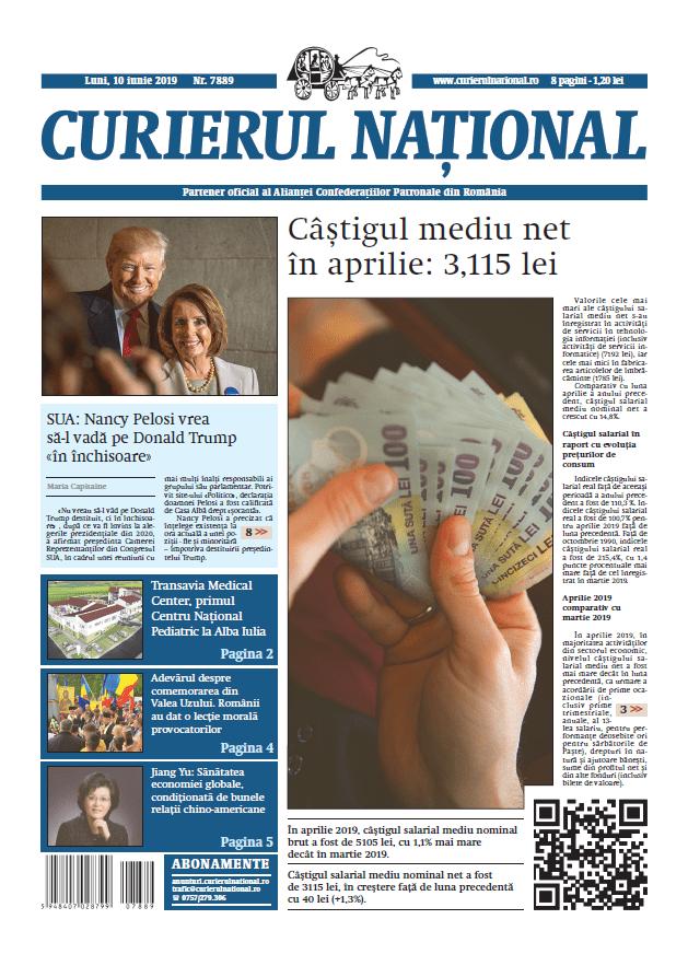 anunturi ziar curierul national 7889