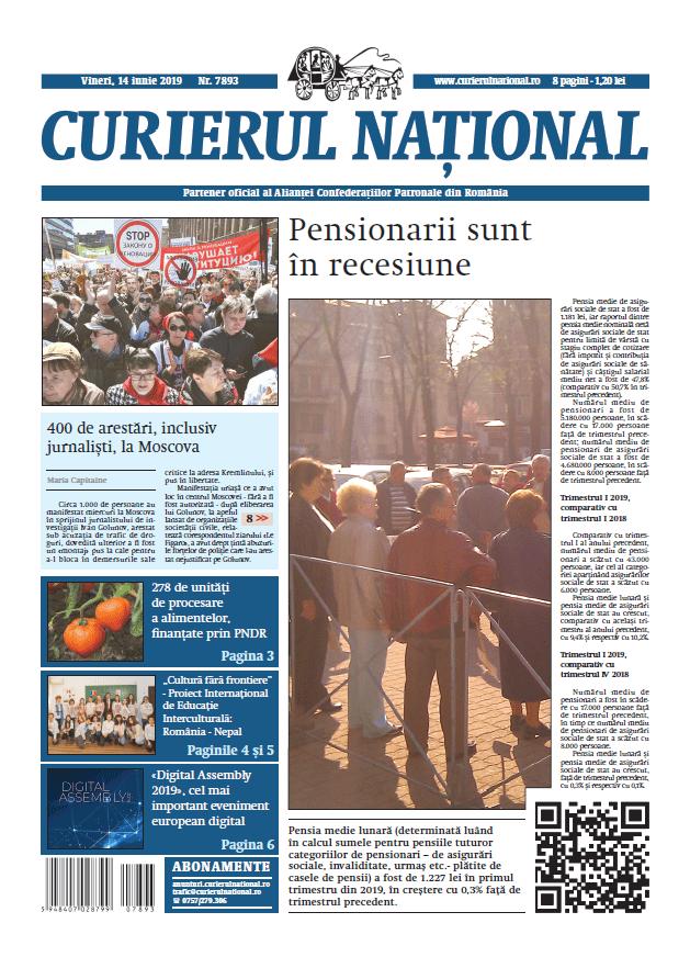 anunturi ziar curierul national 7893