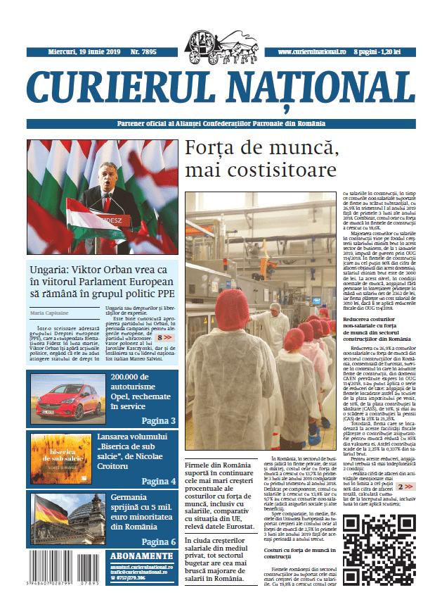 anunturi ziar curierul national 7895