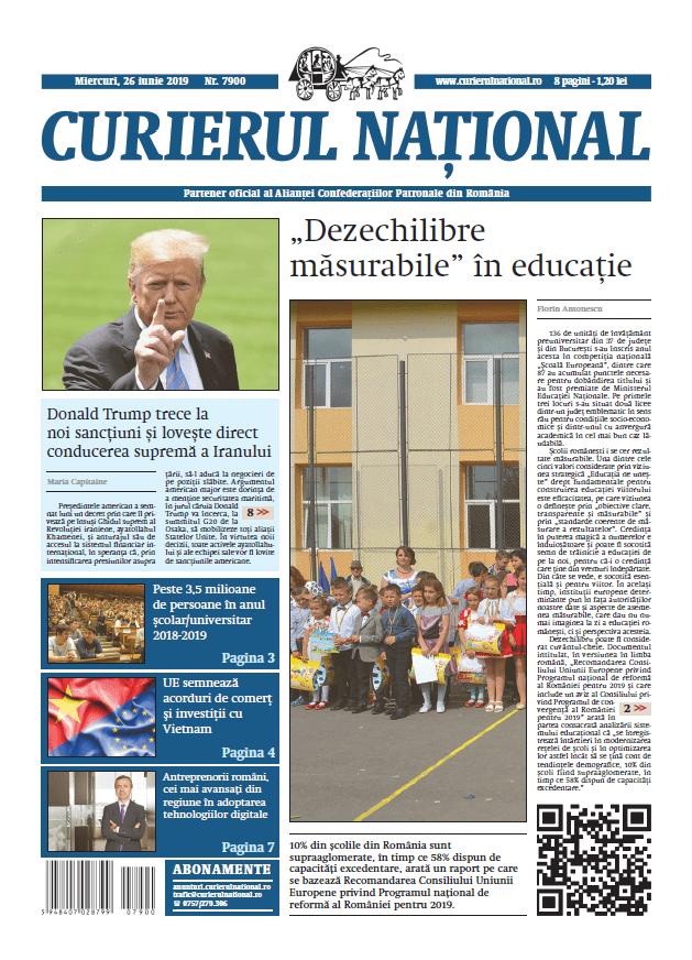 anunturi ziar curierul national 7900