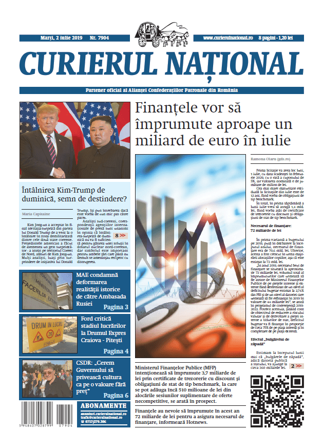 anunturi ziar curierul national 7904