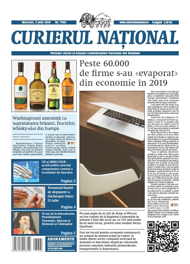 anunturi ziar curierul national 7905