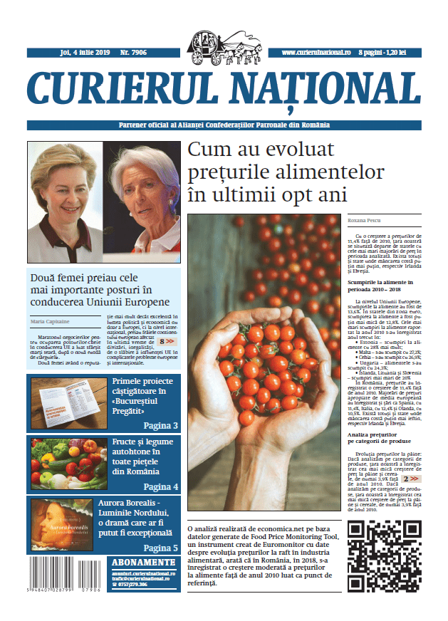 anunturi ziar curierul national 7906