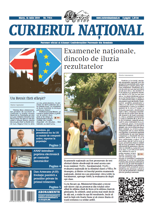 anunturi ziar curierul national 7914