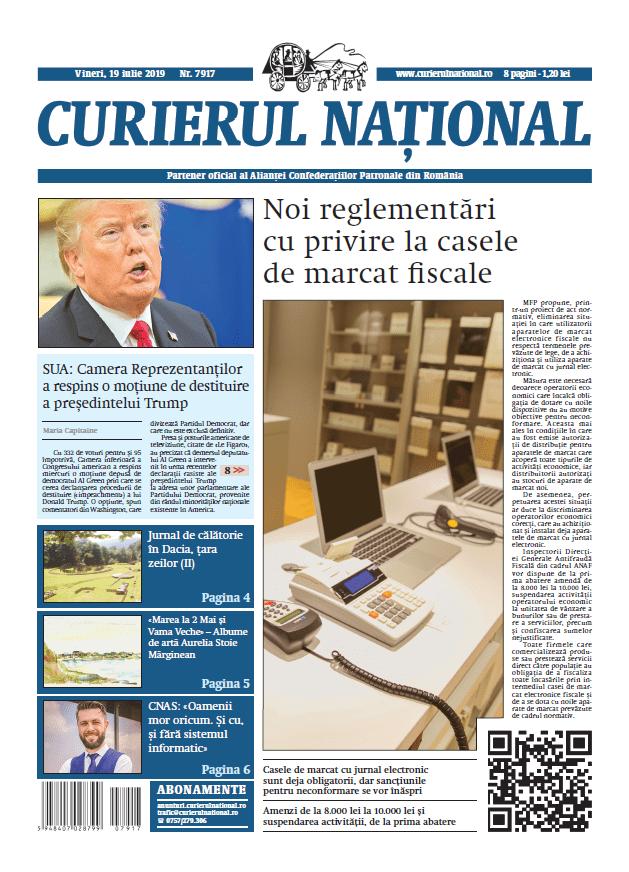 anunturi ziar curierul national 7917