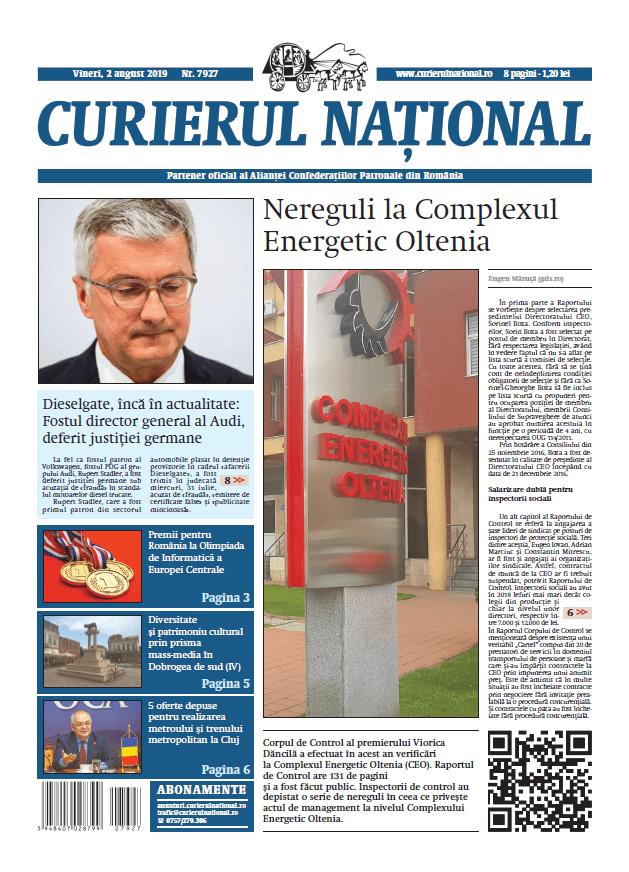 anunturi ziar curierul national 7927